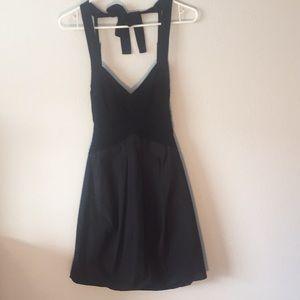 BCBG black Dress. Size 4.